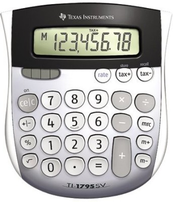Texas Instruments Basic  Calculator
