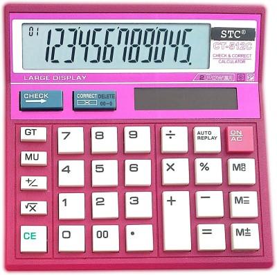 STC Basic  Calculator