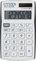 Citizen SLD-322 BK Basic  Calculator(8 Digit) best price on Flipkart @ Rs. 130