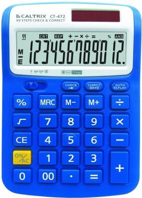 Caltrix CT-472 Basic  Calculator