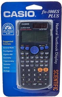 Casio Inc. Fx-300Es Plus Scientific Calculator Scientific  Calculator