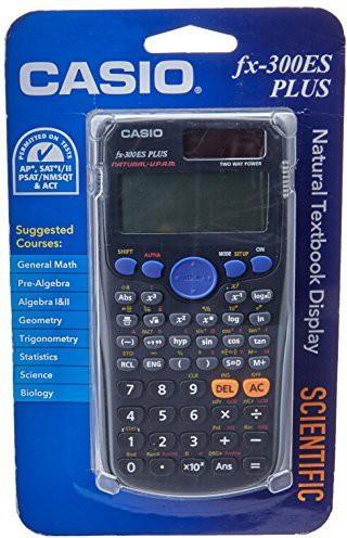 Casio Inc. Fx-300Es Plus Scientific Calculator Scientific  Calculator Flipkart