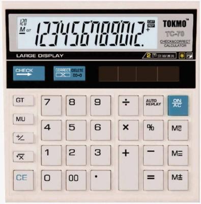 TOKMO TC-70 Basic  Calculator