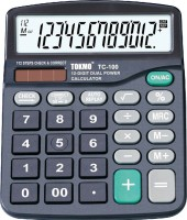 Tokmo TC-100 Basic  Calculator(12 Digit)