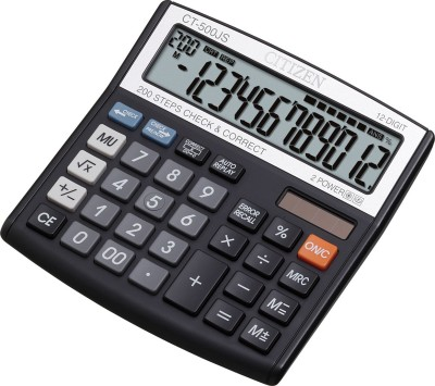 Citizen Citizen CT-500 JS Basic(12 Digit) Basic  Calculator