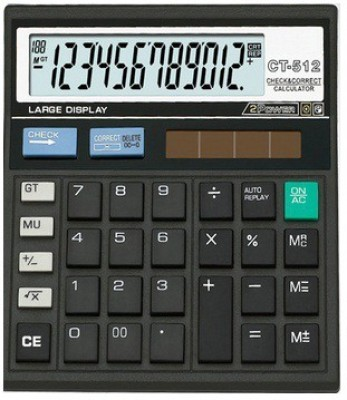 Meena Collection Basic  Calculator(12 Digit)