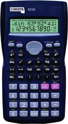 Chrome 9239 Scientific Calculator(10 Digit)
