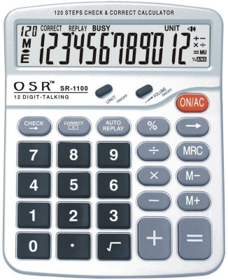 OSR SR-1100 Basic  Calculator