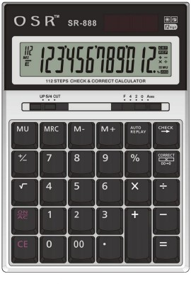 OSR SR-888 Basic  Calculator