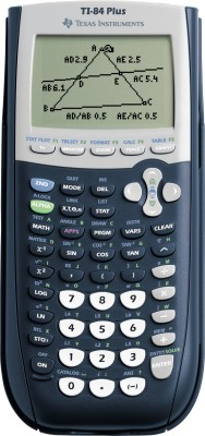 Texas Instruments TI-84 Graphical  Calculator