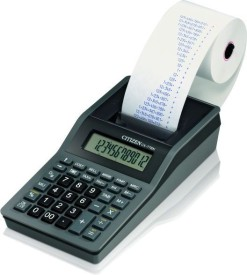 CITIZEN Printing Calculator(12 Digit)