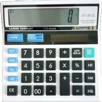 Spark Large Display 12 Digit 112 Steps Calculator Basic  Calculator(12 Digit)