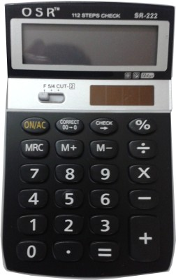 OSR SR-222 Basic  Calculator