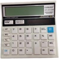 Cltllzen CT-512 White Basic  Calculator(12 Digit)