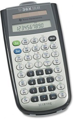 Texas Instruments Scientific  Calculator