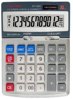 Caltrix ST-1252 Basic  Calculator