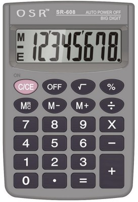 OSR SR-608 Basic  Calculator