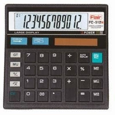Flair Basic  Calculator(12 Digit)