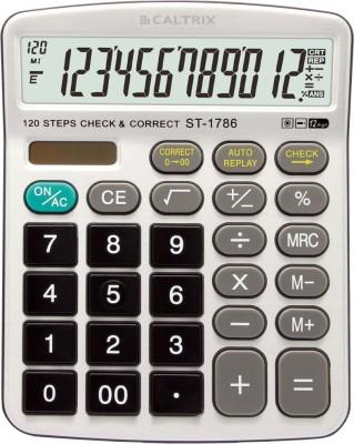 Caltrix ST-1786 Basic  Calculator