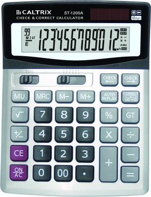 Caltrix ST-1200A Basic  Calculator