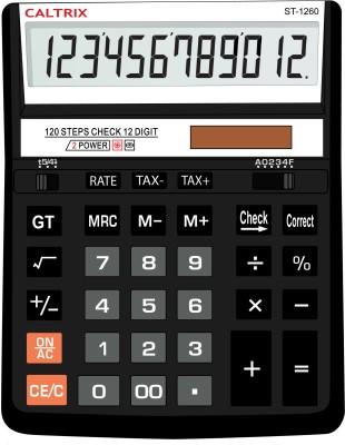 Caltrix ST-1260 Basic  Calculator