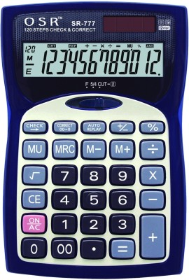 OSR SR-777 Basic  Calculator