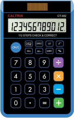 Caltrix CT-482 Basic  Calculator