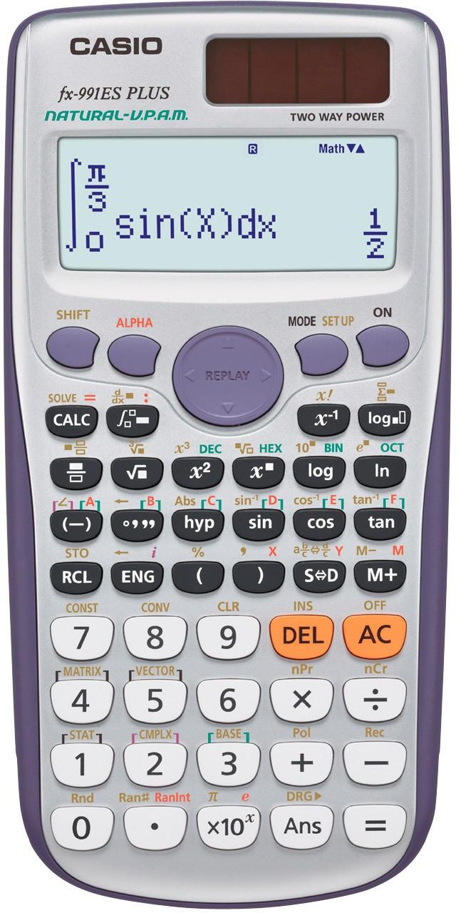 Casio FX_991_ES_Plus Calculator Scientific  Calculator Flipkart