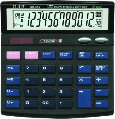 OSR SR-555 Basic  Calculator