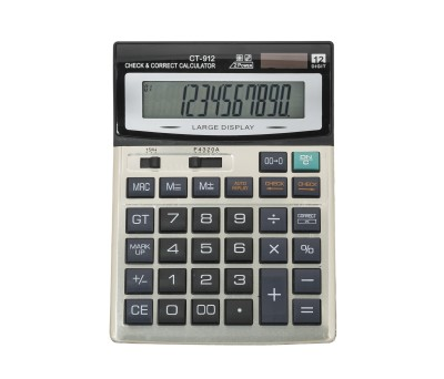 Wallace CT-912 Basic  Calculator