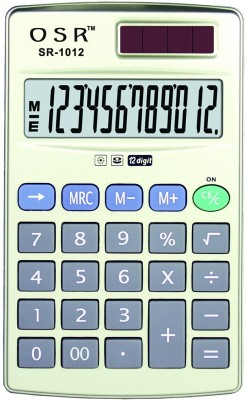 OSR SR-1012 Basic  Calculator