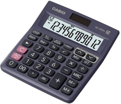 Casio MJ-120Da Basic  Calculator
