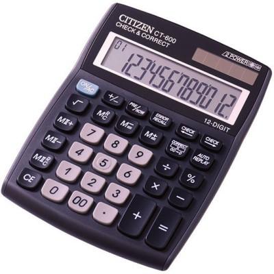 Citizen CT 600 J Basic  Calculator