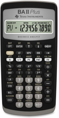 Texas Instruments Financial  Calculator
