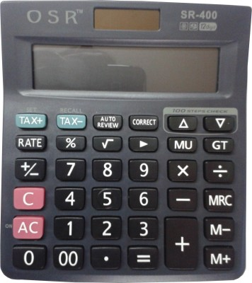 OSR SR-400 Basic  Calculator