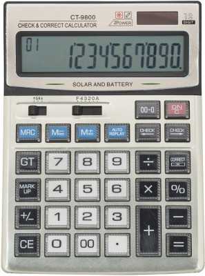 Wallace CT-9800 Basic  Calculator