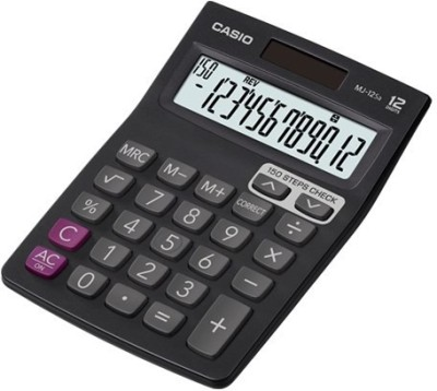 Casio Basic  Calculator(12 Digit)