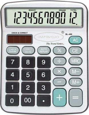 Bambalio Basic  Calculator