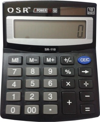 OSR SR-110 Basic  Calculator