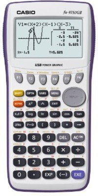 Casio fx-9750GII Graphing Calculator Graphical  Calculator