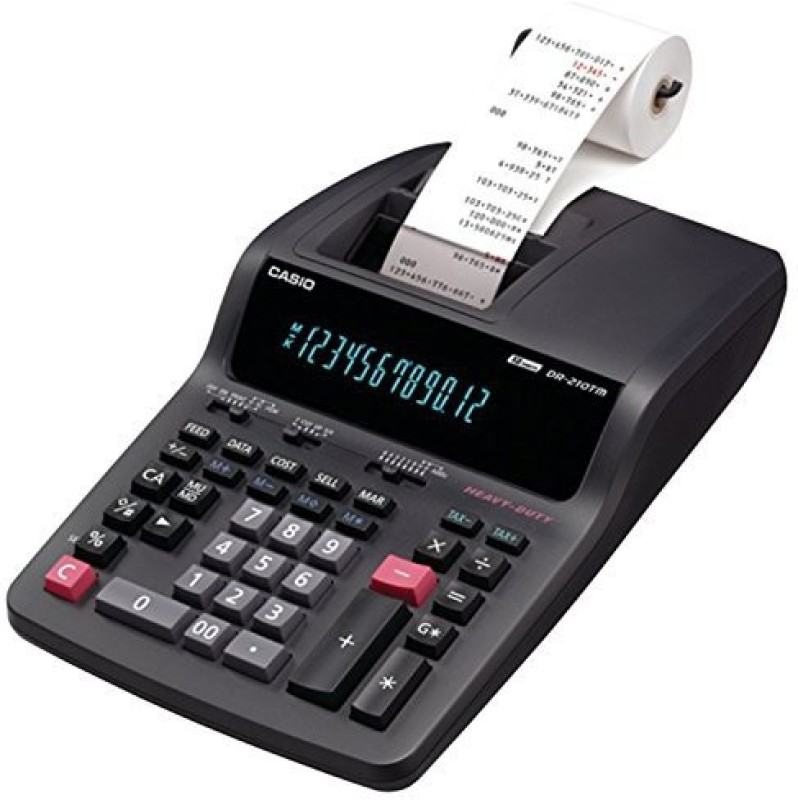 Casio Printing  Calculator(12 Digit)