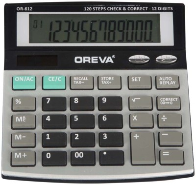 Oreva OR-612 Basic  Calculator