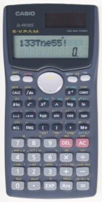 Casio FX991MS engineering calculator Scientific  Calculator(12 Digit)