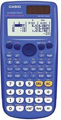 Casio Inc. Fx300Es Plus-Bu Engineering/Scientific Calculator Scientific  Calculator