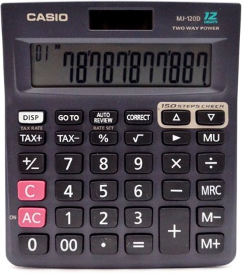 Casio MJ 120Da Basic  Calculator