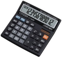 Citizen CT-555 N Basic  Calculator(12 Digit)