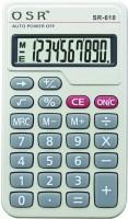 OSR SR-610 Basic  Calculator(10 Digit)