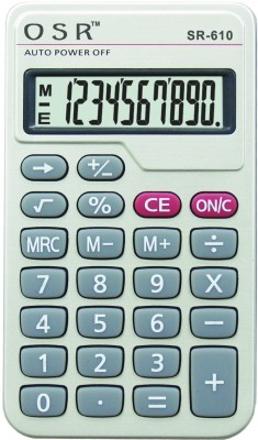 OSR SR-610 Basic  Calculator