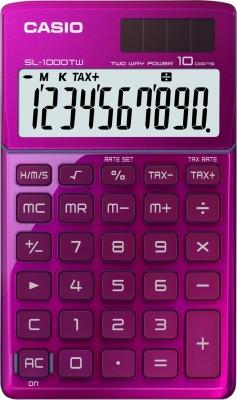 Casio SL-1000TW-PK Basic  Calculator