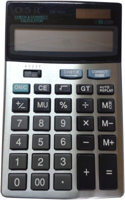 OSR SR-580 Basic  Calculator